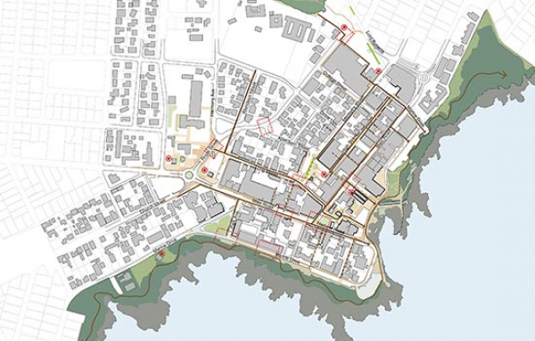 Hermanus CBD Regeneration Strategy and Public Space Upgrade