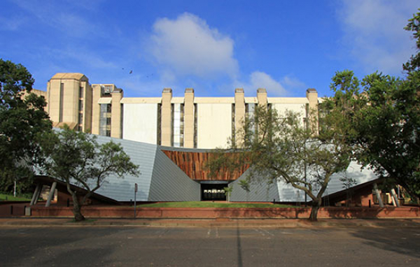 University of Johannesburg A-Ring lecture theatre