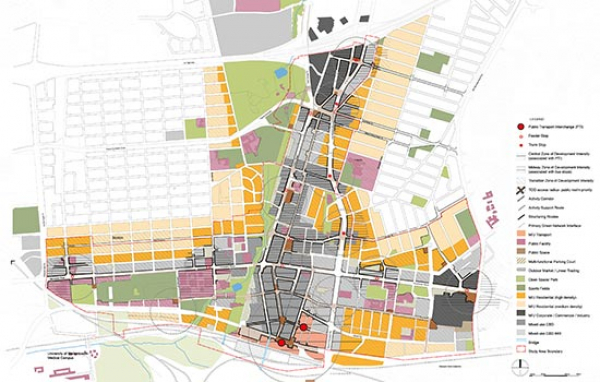 Bellville Integrated Transport Land Use Plan